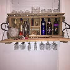 ammo box minibar wine rack cool diy pinterest wine rack