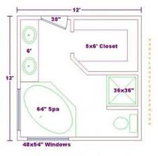 Master Bathroom Floor Plans Bathroom Remodeling And Bathroom - Master bathroom design plans