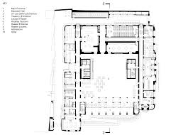 Floor Plan Of A Library by Wilkinson Eyre Inserts Contemporary Details Into Giles Gilbert