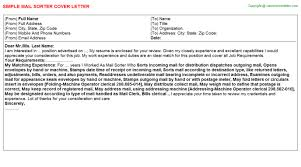 cover letter by mail 100 cover letter examples