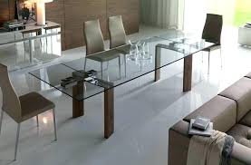 Extending Dining Table And 8 Chairs Extending Glass Dining Table And Chairs Extending Glass Dining
