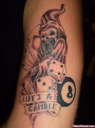 is a gamble joker dice on sleeve viewer com