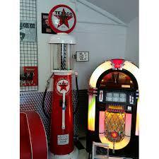 pompe essence vintage pompe à essence américaine wayne 615 texaco sas brust us planet