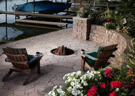 backyard in ground fire pit ideas basic in ground fire pit in