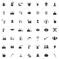 halloween icon set by ibrandify graphicriver