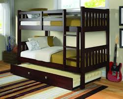 bedroom badger bunk bed with trundle bunk beds with trundle twin