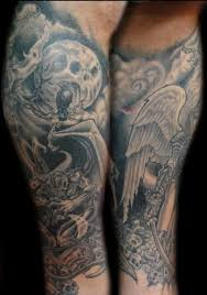 40 best angel skull tattoos images on pinterest skulls angels