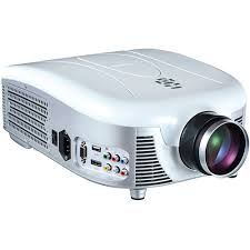 pyle pro prjd907 2000 lumen led projector prjd907 b h photo