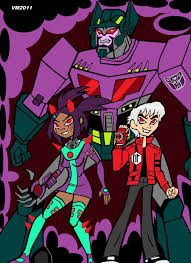 the transformers ben 10 and the transformers 2 by vectormagnus2011 on deviantart