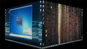 bureaux virtuels windows 7 un gestionnaire multi bureau intéressant et gratuit pour windows