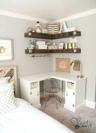 White Bedroom Desk Furniture by Desk Bedroom Study Desk Ideas Bedroom Desk Ideas Pinterest