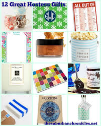 Great Hostess Gifts Lists Archives The Suburban Chronicles