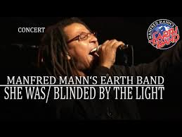 Manfred Mann Earth Band Blinded By The Light Lyrics Blinded By The Light Manfred Mann U0027s Earth Band With Lyrics