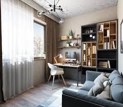 bureau dans chambre 20 idées pour agencer et décorer un bureau bureau amis et bureau noir