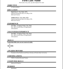 college resume exles resume sle college student template rareduate entry level