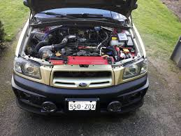 supercharged subaru brz supercharged forester i think yes subaru