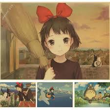 Totoro Home Decor by Popularne Totoro Wall Paper Kupuj Tanie Totoro Wall Paper Zestawy