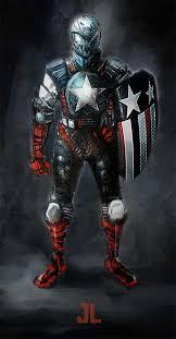 2075 captain america super soldier images