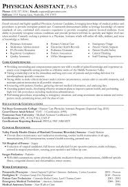 Examples Of Perfect Resumes by Military Curriculum Vitae Help