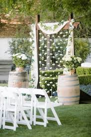 wedding backdrop arch arches and chuppahs 19 gorgeous wedding arbors and canopies