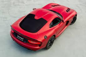 Dodge Viper Automatic - cars we lost in 2016