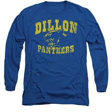 How Many Seasons Is Friday Night Lights Amazon Com Friday Night Lights Dillon Panthers Long Sleeve T