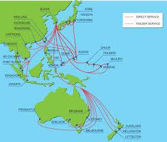 msa map routing map msa