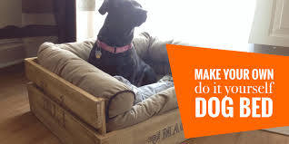 Diy Dog Bed Building Your Own Do It Yourself Dog Bed U2013 Top 3 Methods