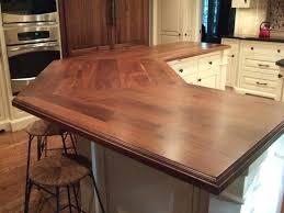 unique kitchen countertop ideas kitchen counter ideas stylish cozy wooden kitchen wood countertop
