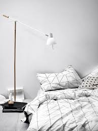 Black And White Bed Best 25 Geometric Bedding Ideas That You Will Like On Pinterest