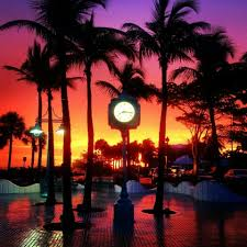 times square sunset fort myers beach fl fort myers fort myers
