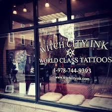 witch tattoos witch city ink custom tattoos in salem massachusetts