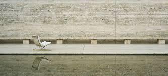 Bench Pictures The Pavilion Fundació Mies Van Der Rohe