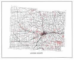Logan Ohio Map by Extra Materials Isbn 978 0 387 77386 5