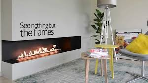 automatic ethanol fireplaces with remote control planika fla3 xt