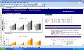 ms excel chart graph templates learn computer