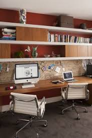 Home Offices Ideas 20 Space Saving Office Designs With Functional Work Zones For Two
