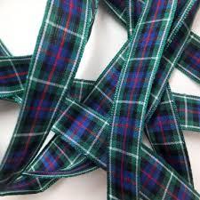 tartan ribbon tartan ribbon mackenzie shop remnant
