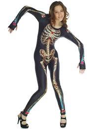 catrina costume woman s skeleton catrina morphsuit costume buy on funidelia at