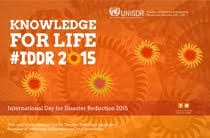 international day for disaster reduction unisdr