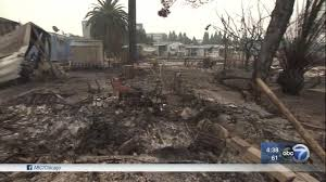 Wildfire Shot Drink by Dramatic Video Shows What It U0027s Like To Drive Through California