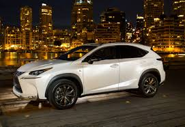 Test Drive 2015 Lexus Nx200t F Sport Review Car Pro