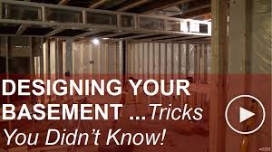 designing your basement this is a long video youtube