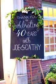 50th wedding anniversary decorations 50th wedding anniversary decorations corners