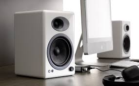 What Hifi Bookshelf Speakers Audioengine A5 Powered Bookshelf Speakers W Sonos Connect