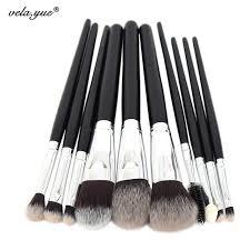 professional makeup tools 10pcs professional makeup brushes set high quality makeup tools