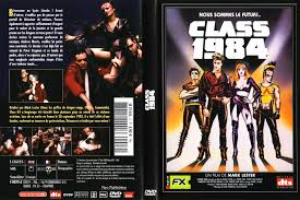 class of 1984 dvd jaquette dvd de class 1984 cinéma