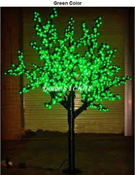 discount leds cherry tree light 2017 leds cherry blossom tree