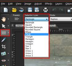 how to create a feathered edge effect in paint shop pro