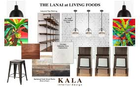 Lanai Design The Lanai At Living Foods U2013 Kala Interior Design